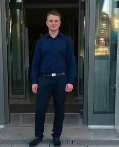 Stjepan Horvat u disciplini harmonika prvi na državnom natjecanju