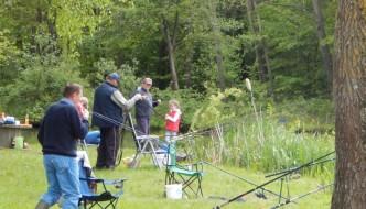 Otvorena ribička sezona ŠRD-a Šaran 1
