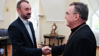 Kardinal Bozanić primio delegaciju Europskih sveučilišnih igara3
