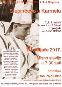 STEPINČEVO 2017. MB