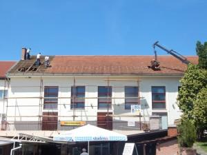 Dom kulture u Mariji Bistrici dobiva novi krov 5