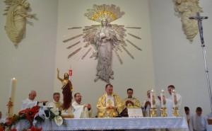 U Trnovčici proslavljena svetkovina Božjega milosrđa