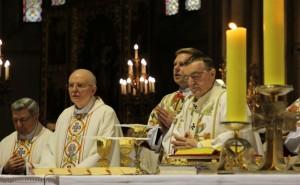 Uskrsna misa u zagrebačkoj katedrali