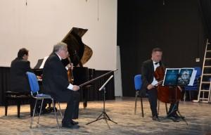 Amadeus trio u Mariji Bistrici