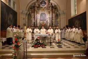 Kardinal Bozanić predslavio euharistijsko slavlje prigodom proslave 75. obljetnice župe sv. Franje Ksaverskog u Zagrebu