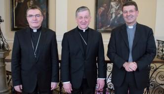 Kardinal Cupich doputovao u Zagreb