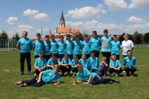 Ml. pioniri Mladosti u 1. zagorsku ligu 2