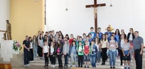 Profesori i djelatnici Katoličkog bogoslovnog fakulteta pri svetom Josipu