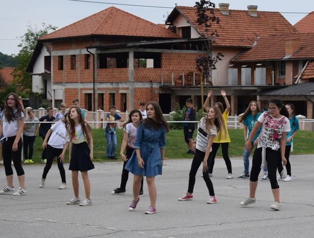 Dan sporta OŠ Marija Bistrica 1