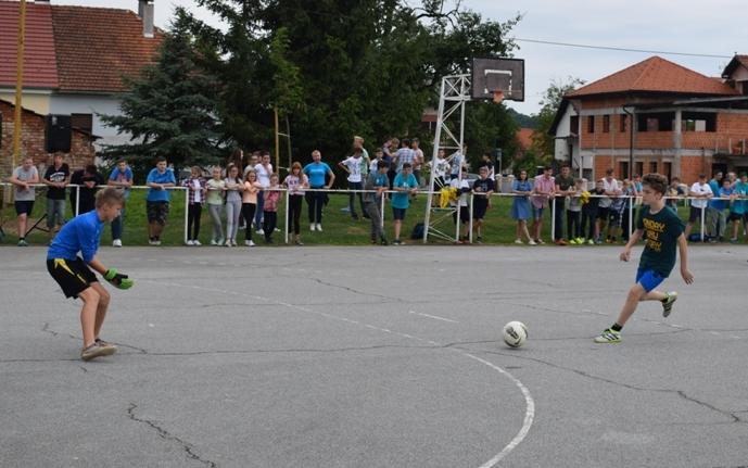Dan sporta OŠ Marija Bistrica 11