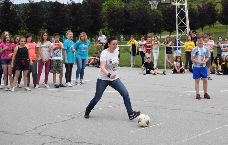 Dan sporta OŠ Marija Bistrica 3
