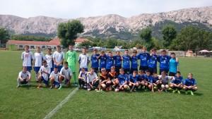 Mlađi pioniri Mladosti u Baškoj 3