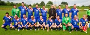 Nogometna reprezentacija svećenika u Mariji Bistrici