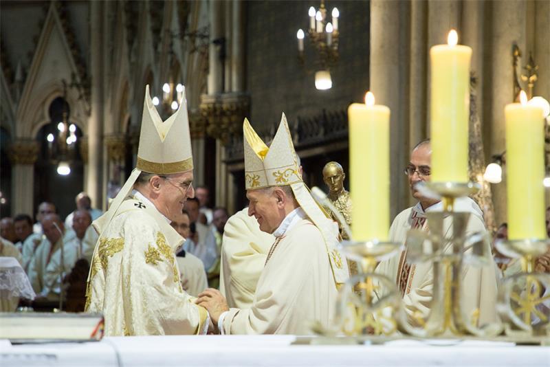Svećeničko ređenje i zahvalno slavlje za biskupsko služenje mons. Valentina Pozaića 1