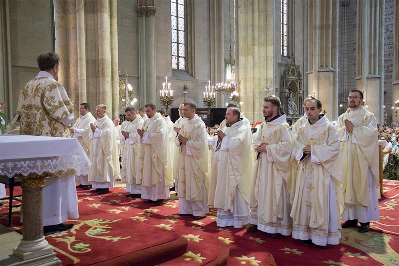 Svećeničko ređenje i zahvalno slavlje za biskupsko služenje mons. Valentina Pozaića 2