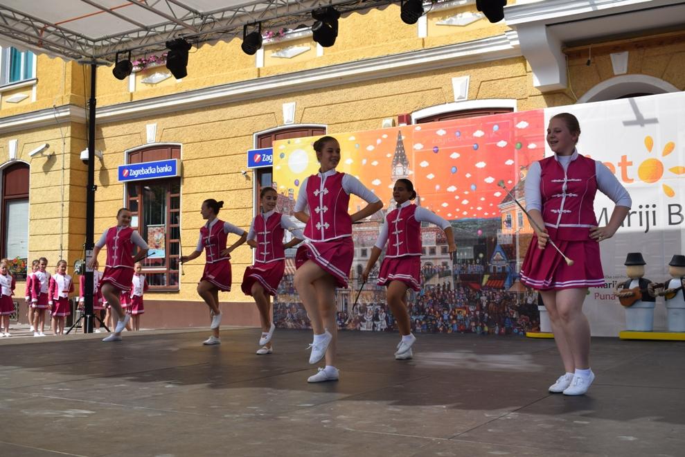 Mažoretkinje Dubrovčan