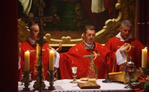 Biskup Šaško Što je dragocjenost našemu društvu