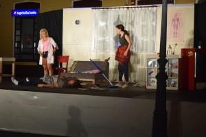 Kazališna predstava na bistričkom trgu 3