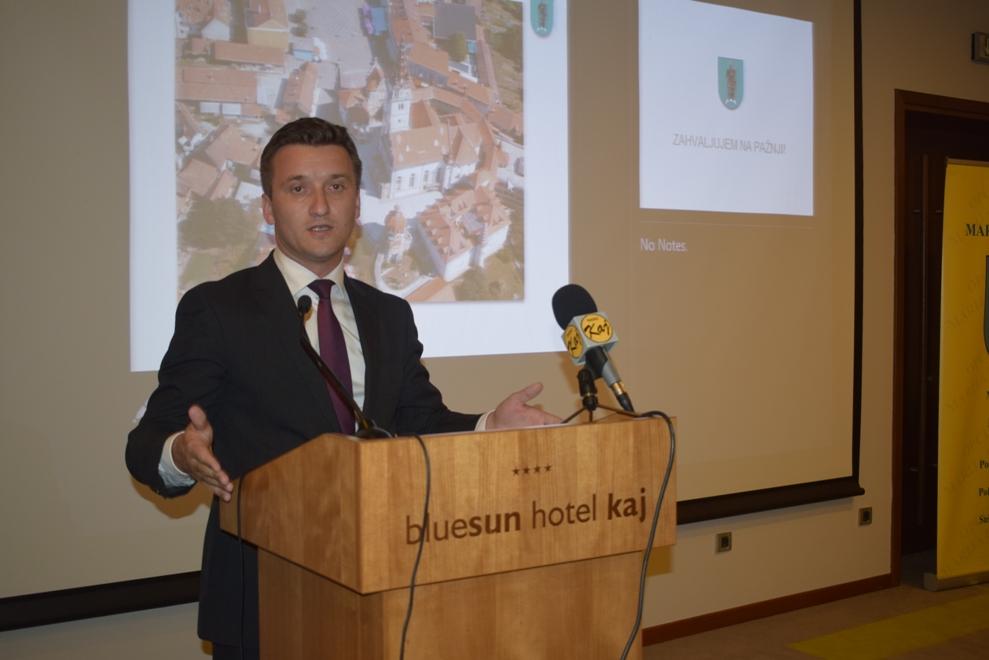 Svečana sjednica Općinskog Vijeća Općine Marija Bistrica 13
