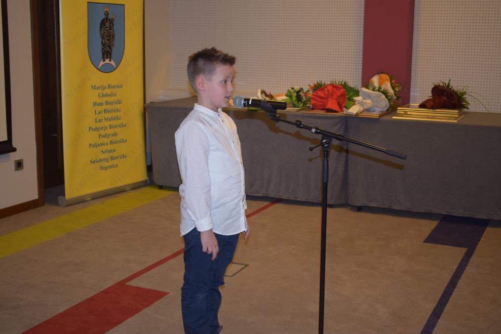 Svečana sjednica Općinskog Vijeća Općine Marija Bistrica 15