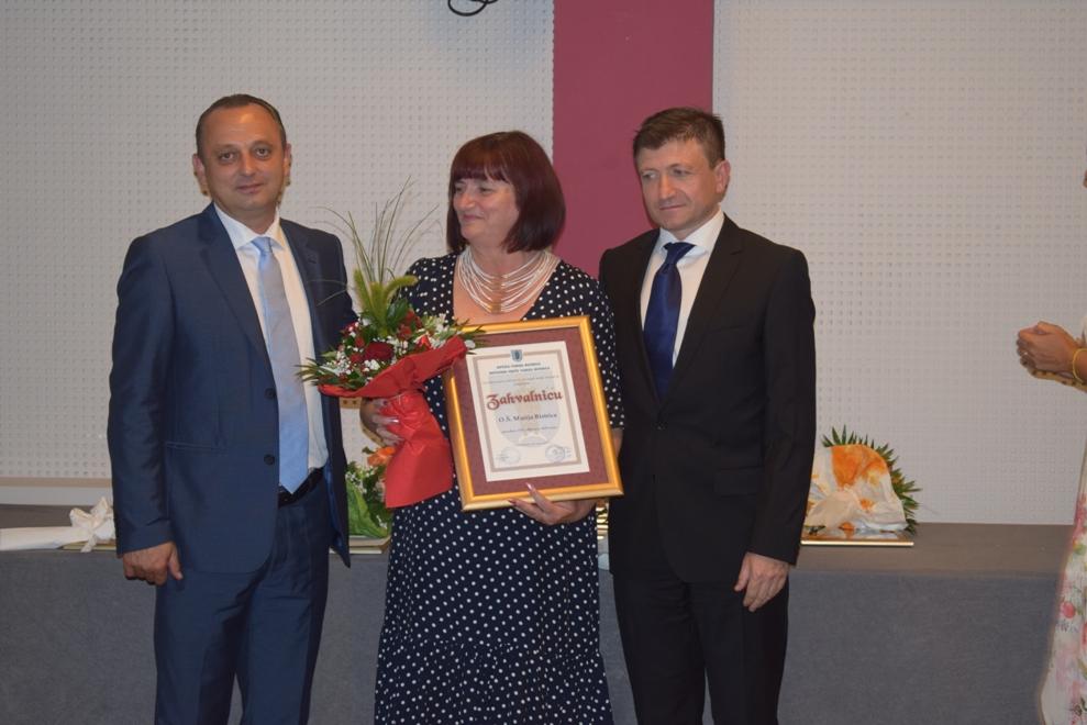 Svečana sjednica Općinskog Vijeća Općine Marija Bistrica 25