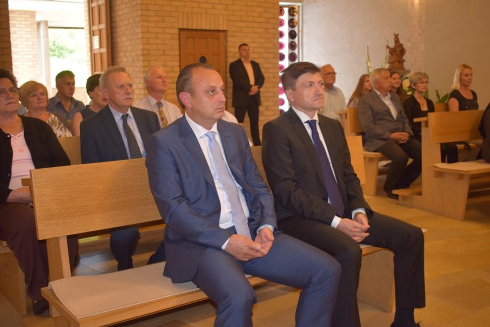 Svečana sjednica Općinskog Vijeća Općine Marija Bistrica 4