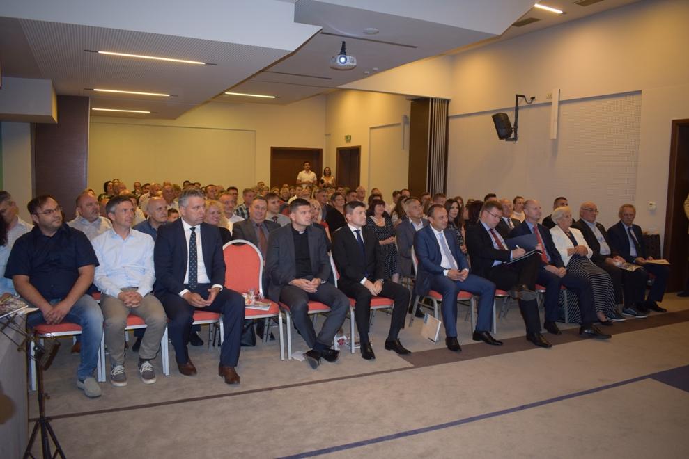 Svečana sjednica Općinskog Vijeća Općine Marija Bistrica 8
