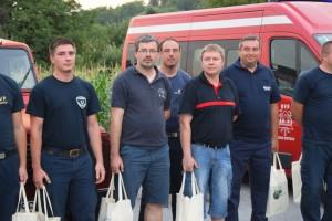 Damir i Ivica Joć ponovo gase u priobalju