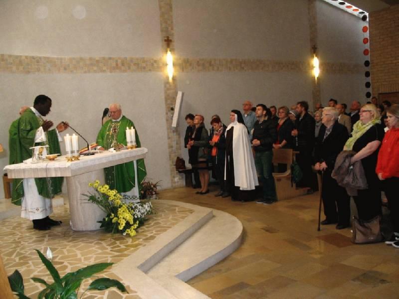 sv. Mala Terezija u Bistričkom Karmelu
