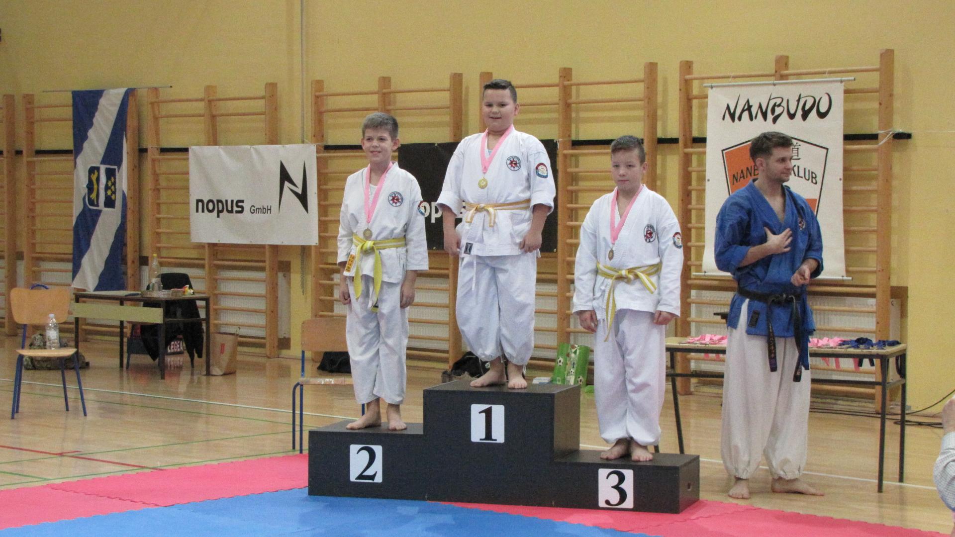 23 medalje za Nanbudo klub M. Bistrica 2