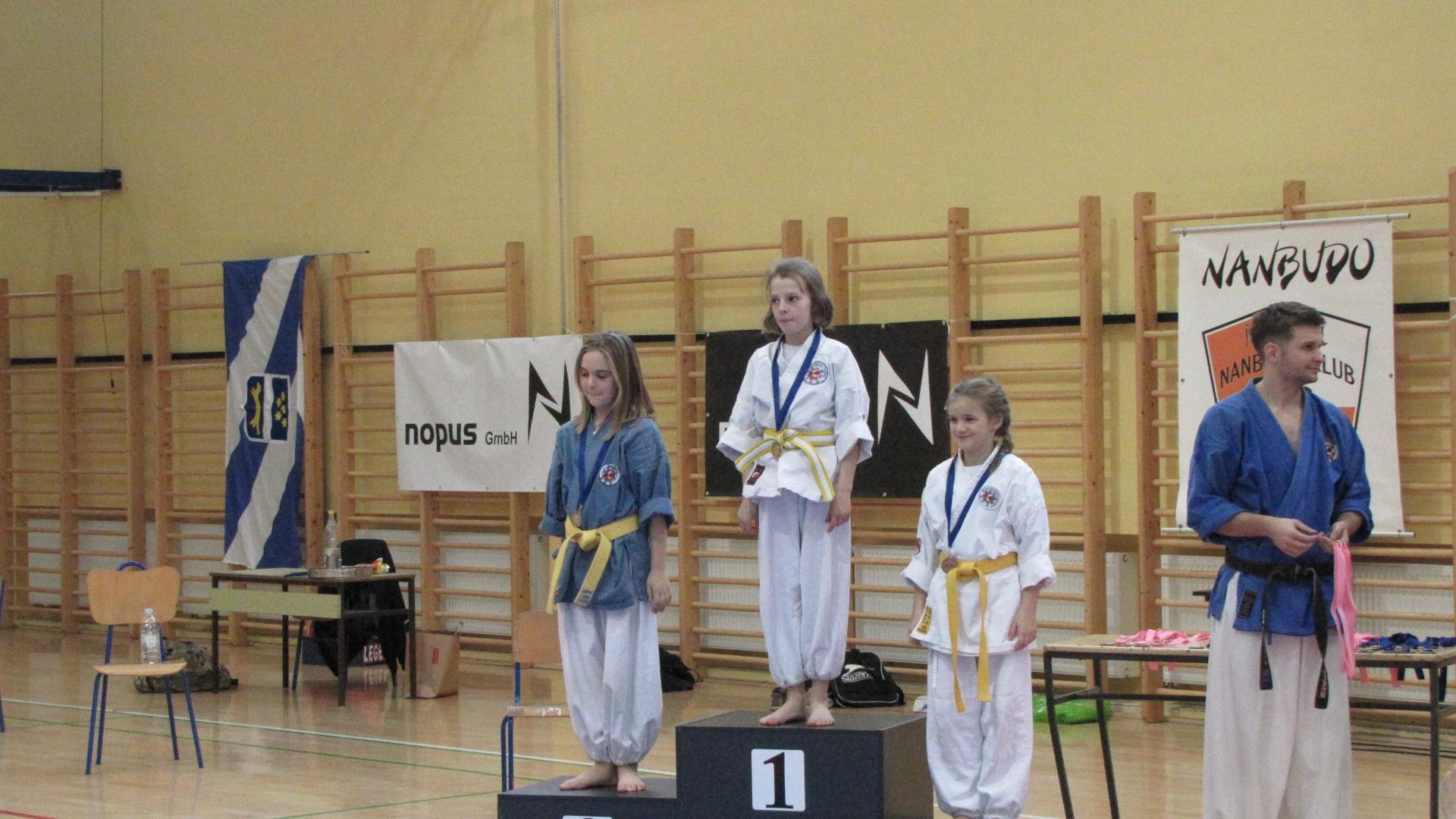 23 medalje za Nanbudo klub M. Bistrica 3