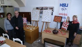 Izložba srčeka u Udruzi umirovljenika M. Bistrica 0056