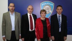 Odlikovani djelatnici Policijske uprave krapinsko – zagorske