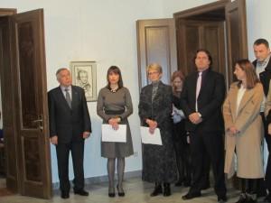 Otvorena izložba uz 10. godišnjicu Glumačkog festivala u Krapini