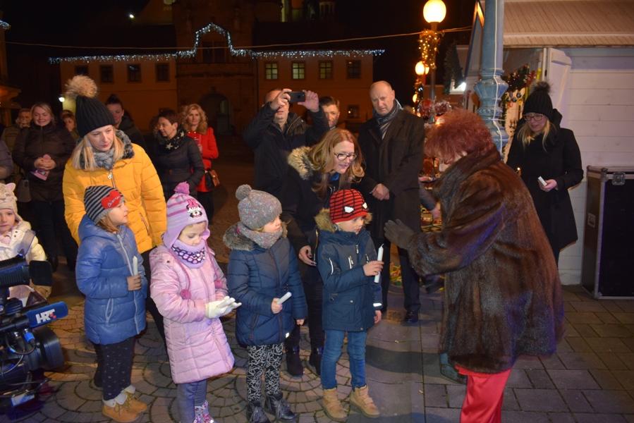 Počeo Advent u Mariji Bistrici 201714