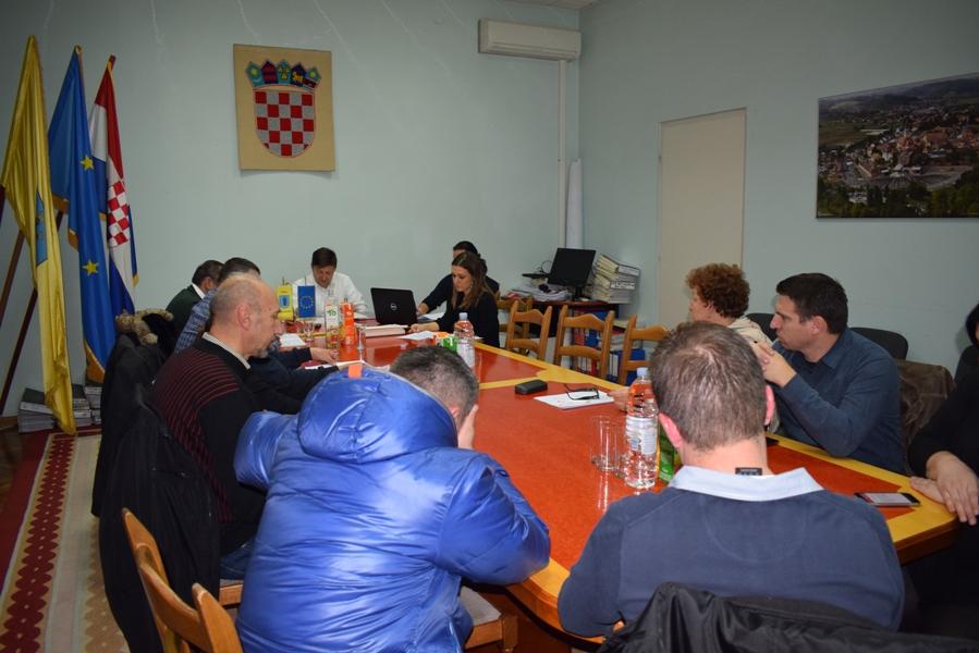 Sjednica Općinskog vijeća Općine Marija Bistrica 0512 1