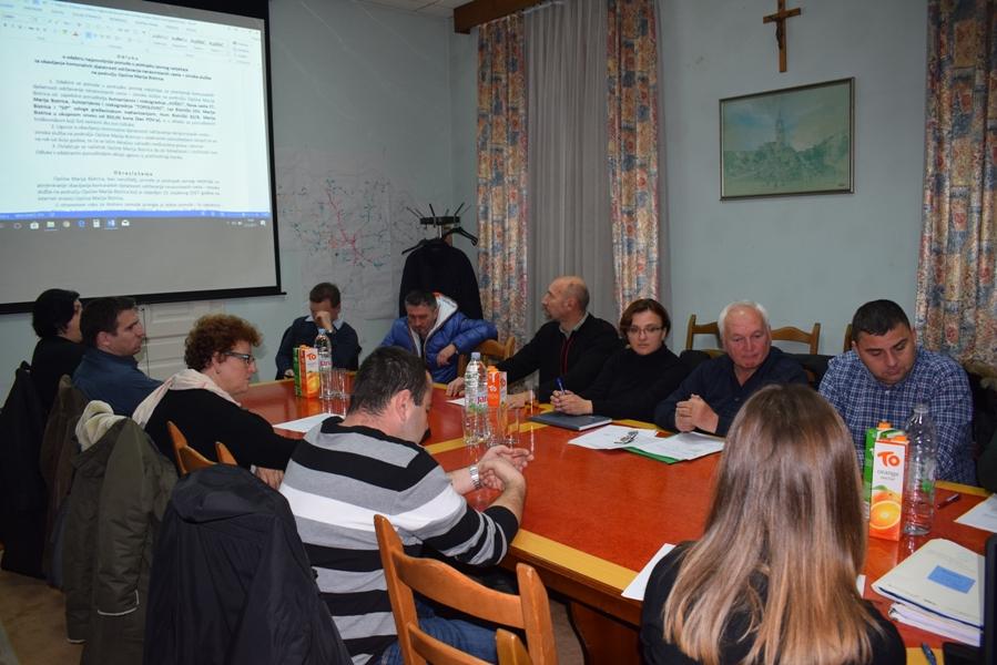 Sjednica Općinskog vijeća Općine Marija Bistrica 0512 3