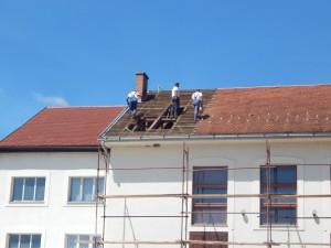 Dom kulture u Mariji Bistrici dobiva novi krov 1