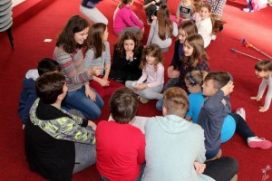 Zimski oratorij za djecu kod svetoga Josipa