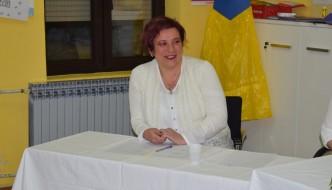 Zinaida Kirin nova predsjednica KUD-a Laz05