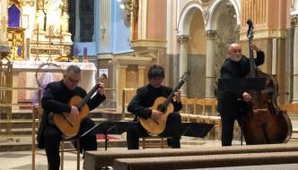 Zagrebački gitarski trio u Mariji Bistrici 3