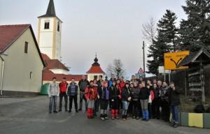 križni put Zlatarsko-belečkog dekanata 2018