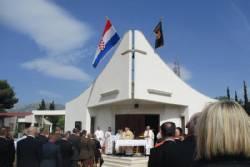 Biskup Bogdan predvodio misu za poginule i nestale pripadnike 4. gardijske brigade