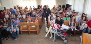 Darivanje djece u Zlataru
