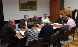 Druga sjednica Antikorupcijskog povjerenstva KZŽ-e