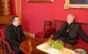 Kardinal Bozanić primio kardinala Paula Josefa Cordesa