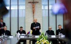 Priopćenje s 56. zasjedanja sabora Hrvatske Biskupske Konferencije