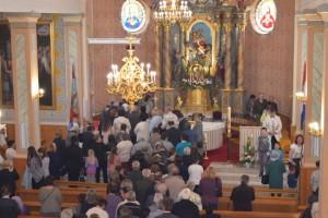 Proslavljen župni blagdan sv. Jurja u Gornjoj Stubici
