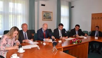 Dogovor o podršci projektu Vonarsko jezero