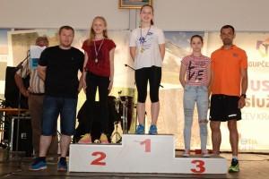 Petra Krajnik slavila na 400 metara
